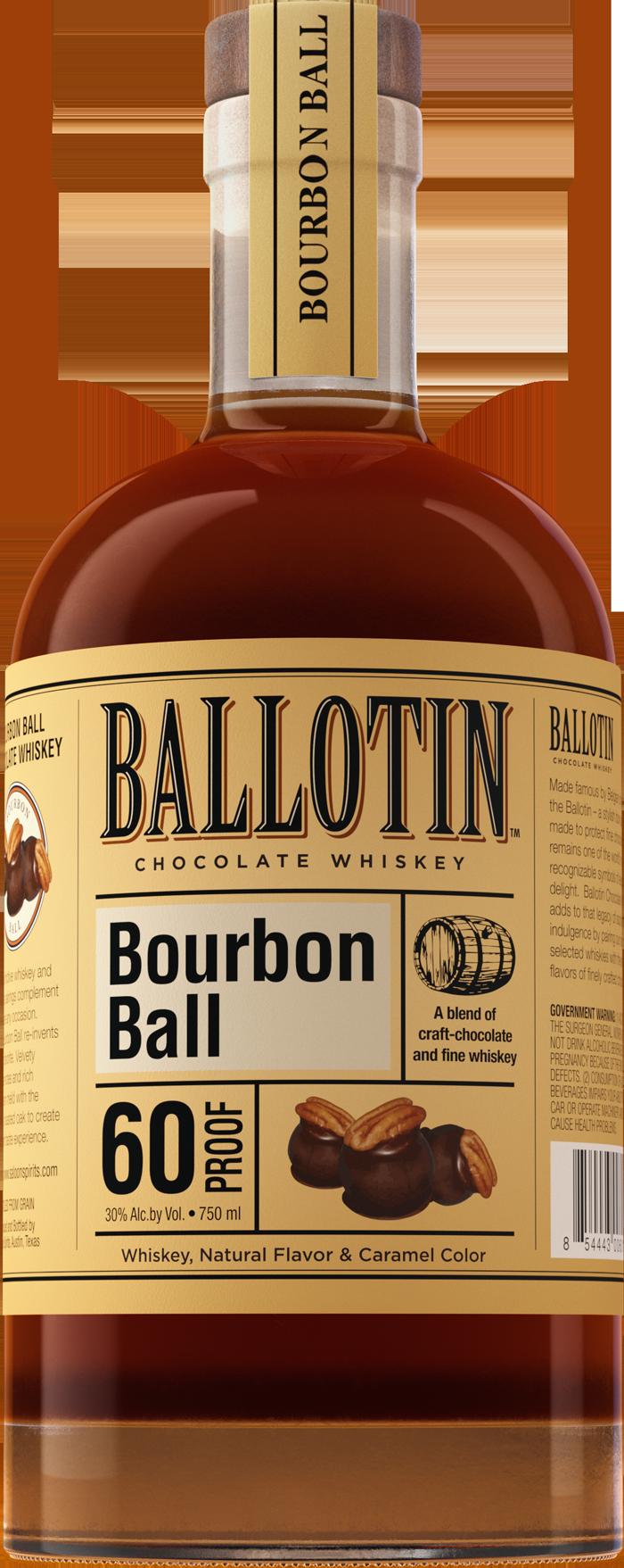 Bourbon Ball