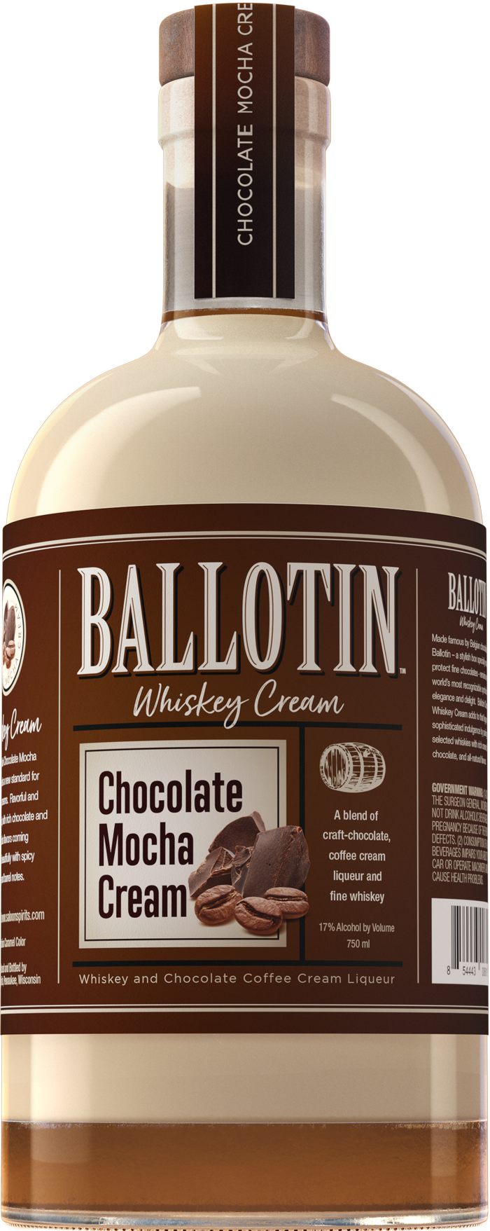 Chocolate Mocha Cream