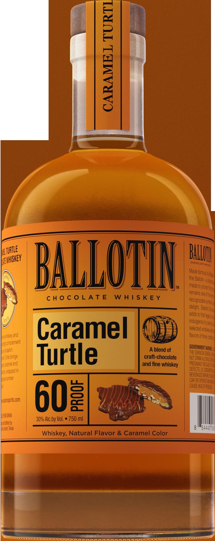 Caramel Turtle