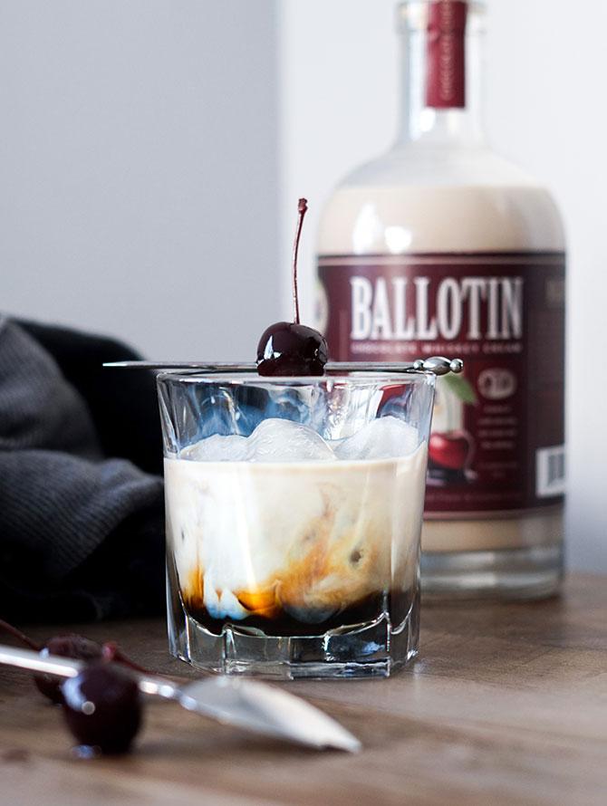 Ballotin Black Cherry Russian