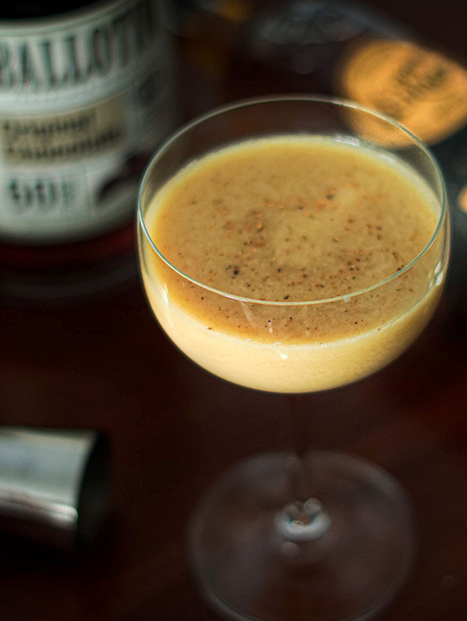 Chocolate Brandy Alexander